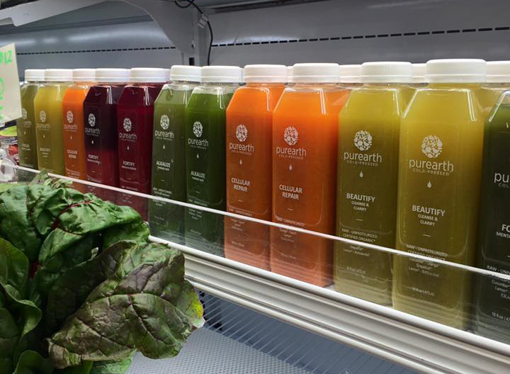 Our juices